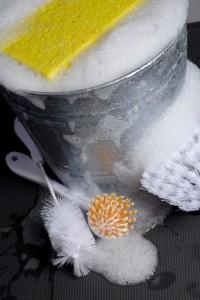 Dishwashing soap