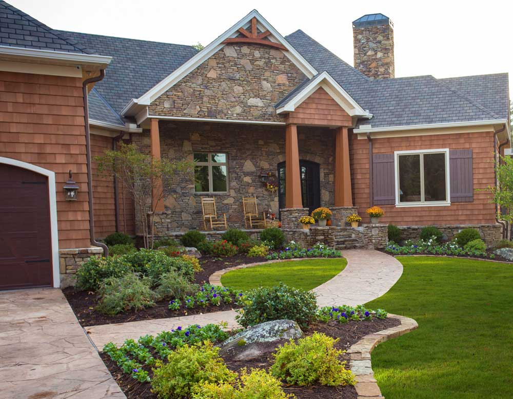 Landscape Projects Gallery - The Good Earth Garden Center