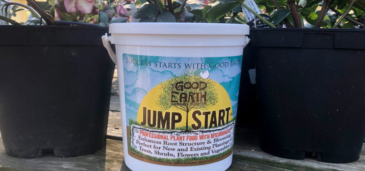 Jump Start Your Next Planting!